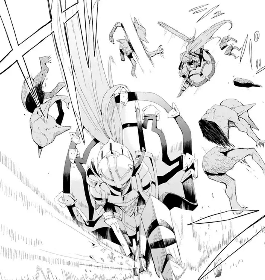 漫画「ガチャを回して仲間を増やす」の魅力3:主人公パーティが強すぎて爽快!