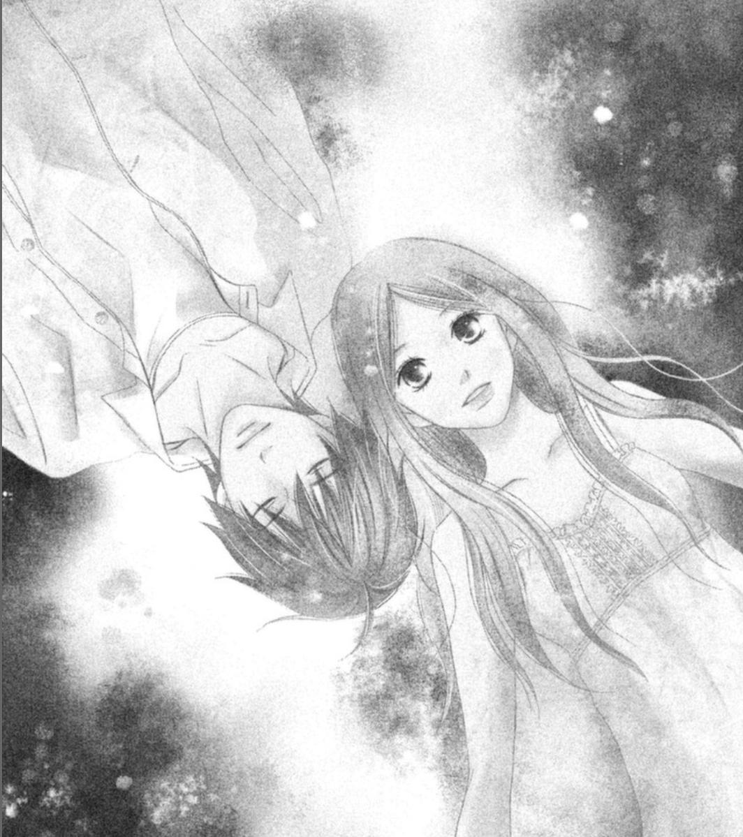 漫画『パーフェクトワールド』の魅力3:少女漫画として超王道!感情移入必須のラブストーリー!!