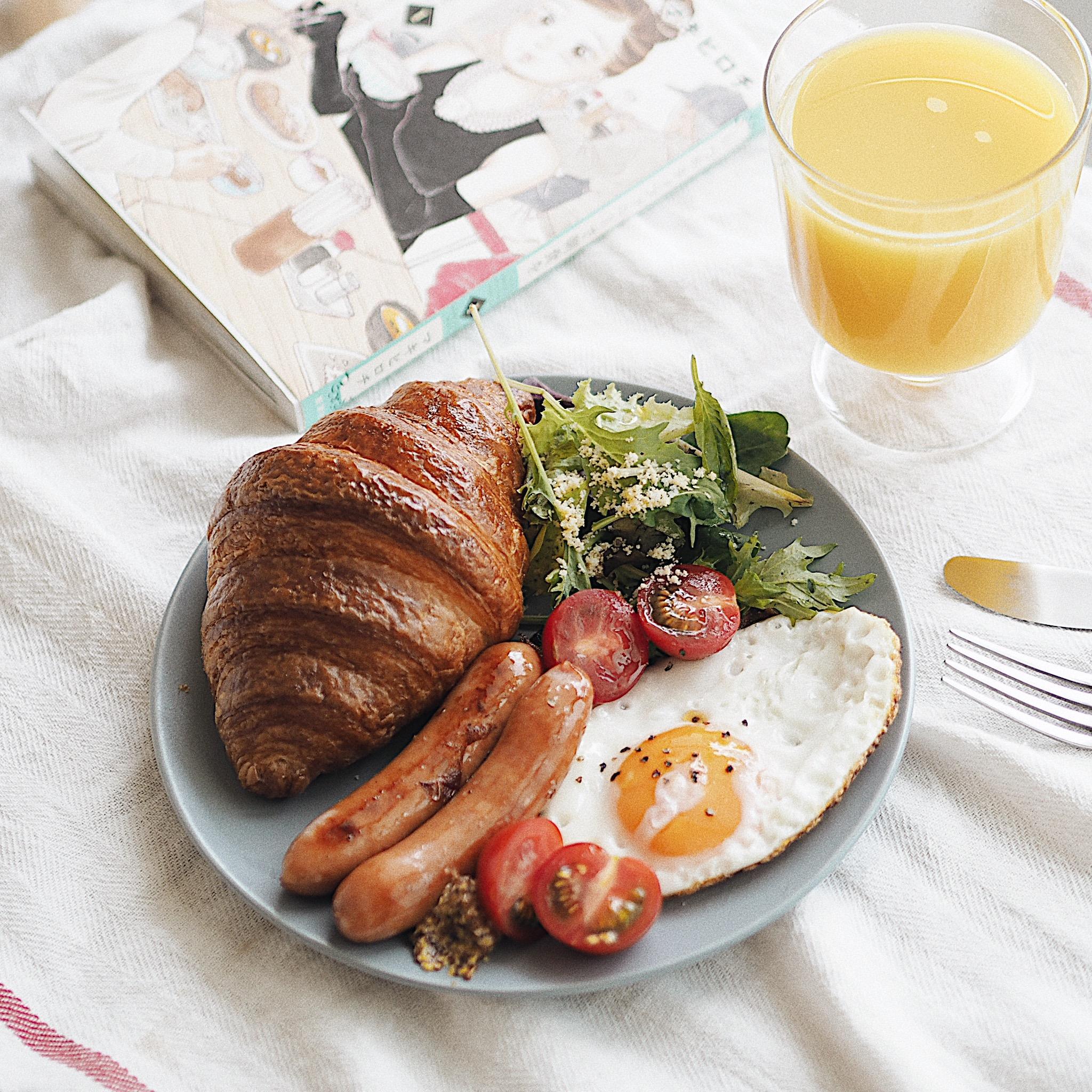 いつもの朝ごはんを特別にしてくれる