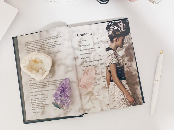 『LITTLE BOOK OF CHANEL』のオススメポイント!