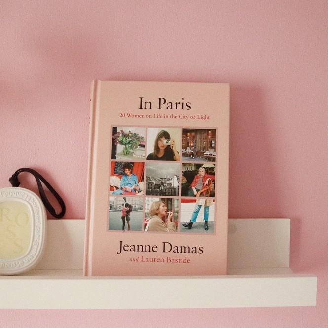 パリジェンヌのセンスを凝縮させたインスタ映えのための本