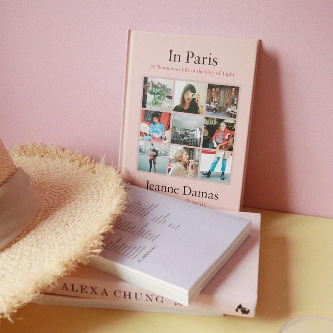 私はパリジェンヌ!パリにいる気分に浸れちゃう