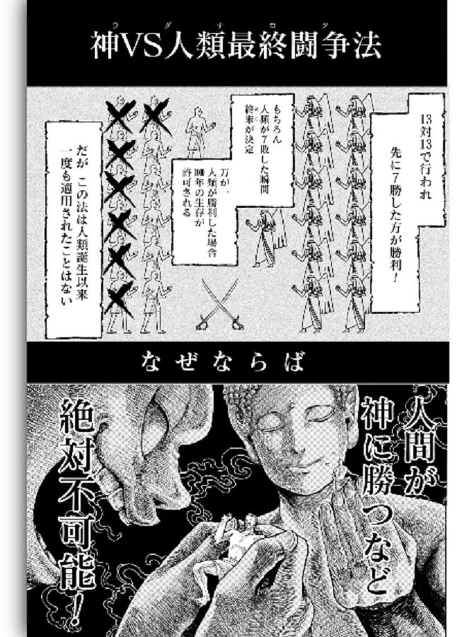 『終末のワルキューレ』登場人物12:ラスプーチン【人類】