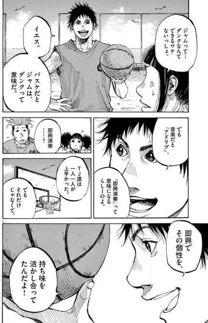 26.『DRAGON JAM』(完結済み)【スポーツ・バスケ漫画】